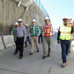 En Coatzacoalcos evalúan cierre de avenida donde se habilitará el acceso al Túnel Sumergido