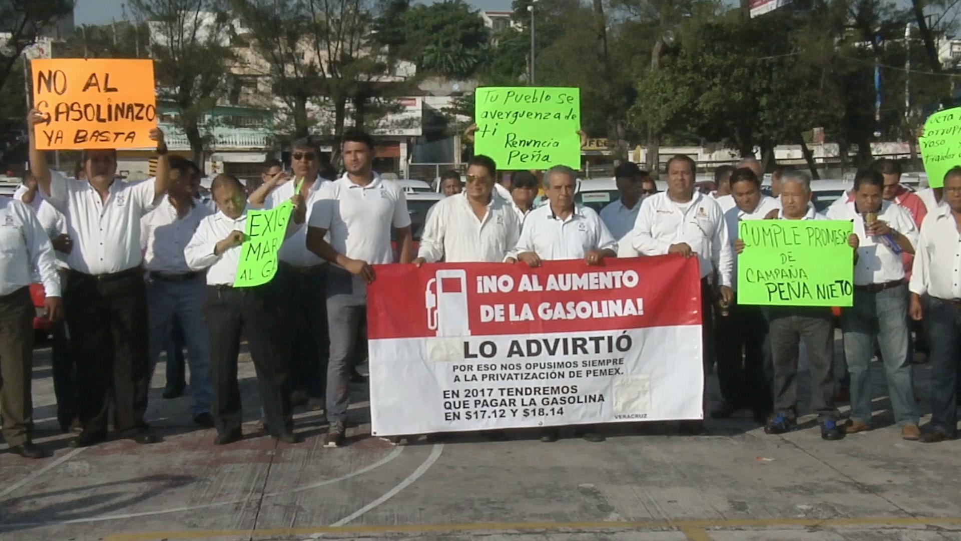 Taxistas solicitarán al Congreso del Estado ajuste de tarifas