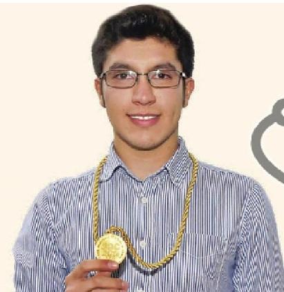 Gana alumno de la UNAM medalla de oro en olimpiada nacional de física