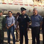 En Cuitláhuac, recupera Grupo Coordinación Veracruz 58 vehículos e incauta 80 mil litros de hidrocarburos