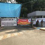 Integrantes de MOSIV se oponen a construcción de hidroeléctricas