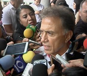 Gobernador MAYL interpone denuncia en contra de dos exgobernadores