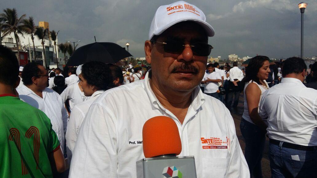 Exigencia de «Maestros por México» falta a la ética y a la moral: SNTE