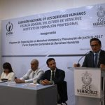 Fortalecen FGE y CNDH capacitación en derechos humanos