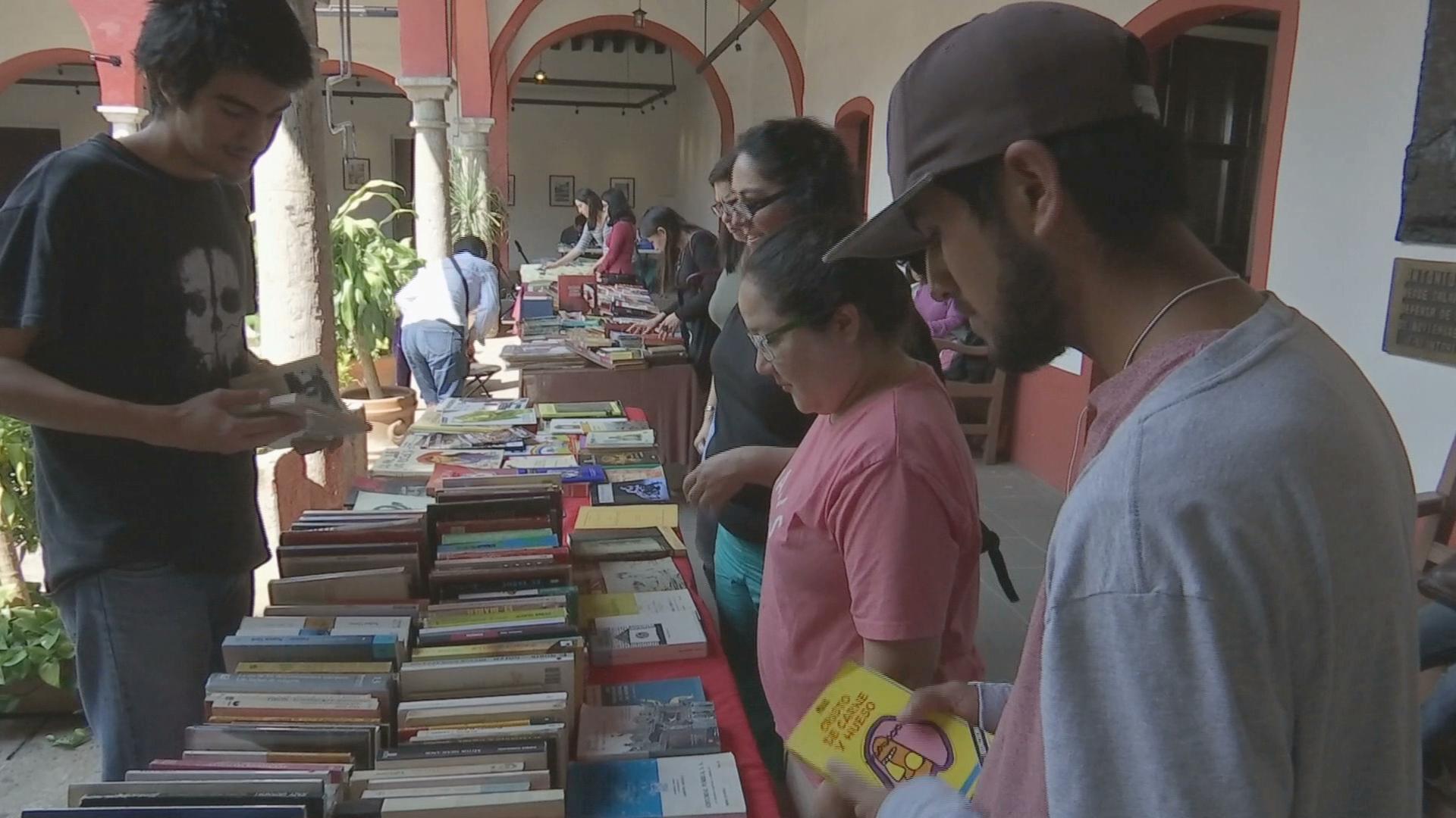 Inicia la Segunda Feria del Libro Agotado, Antiguo, Raro y de Uso en Xalapa