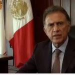 """Anuncia el gobernador Yunes llegada de la Gendarmería Nacional a Córdoba; """"viviremos seguros"""", afirma"""