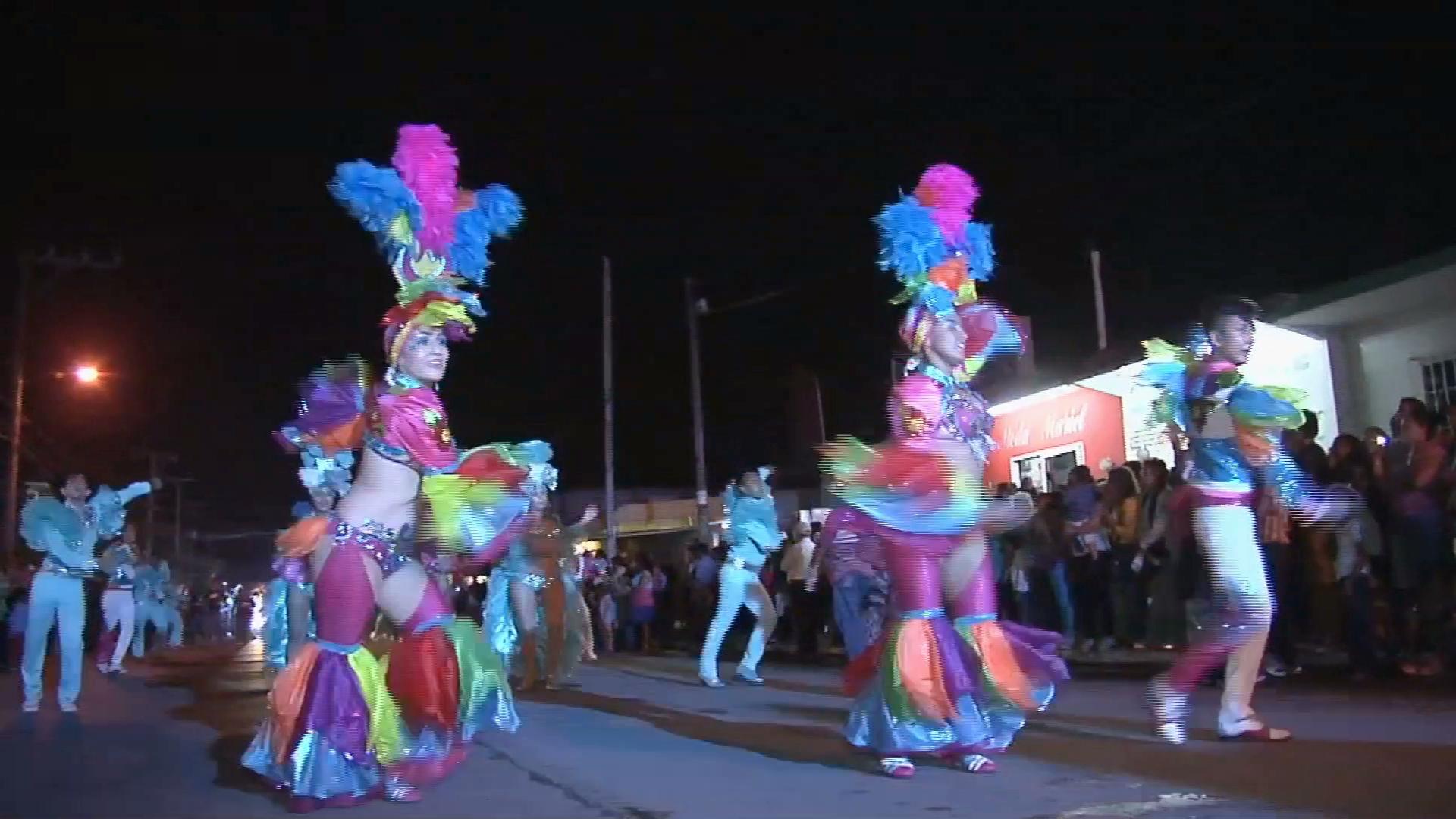 Realizan el tercer papaqui del Carnaval de Veracruz en Boca del Río