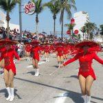 Miles de familias disfrutaron del segundo desfile de Carnaval