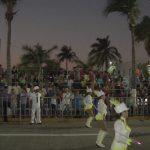 Cientos de familias disfrutaron del cuarto gran desfile del Carnaval