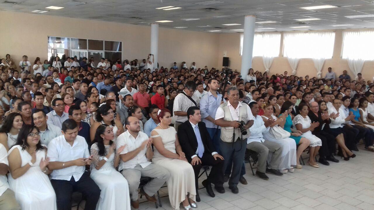 Registro Civil de Xalapa abre convocatoria para bodas colectivas