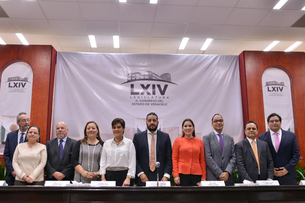 Veracruz tendrá una Ley de Protección de Datos Personales incluyente y de vanguardia: Legislatura