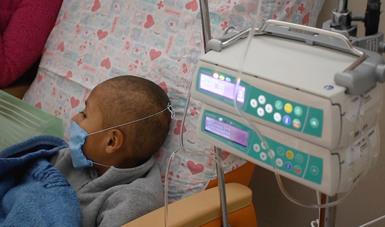 Disminuye porcentaje de mortalidad de niños con cáncer en el sur de Veracruz: Fundación