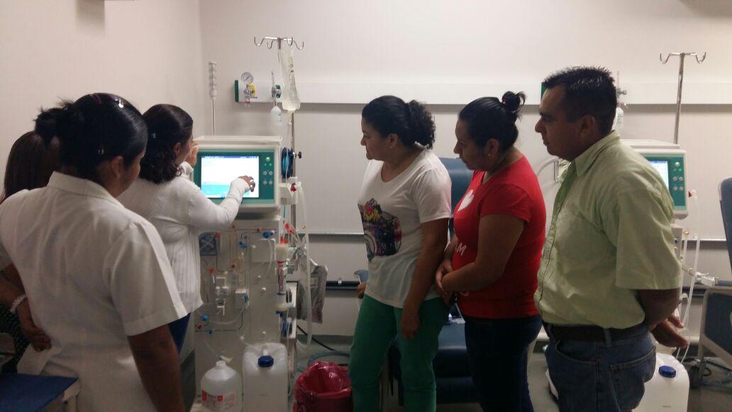 En Minatitlán, Issste ahorra más de 2 mdp con nueva unidad de hemodiálisis