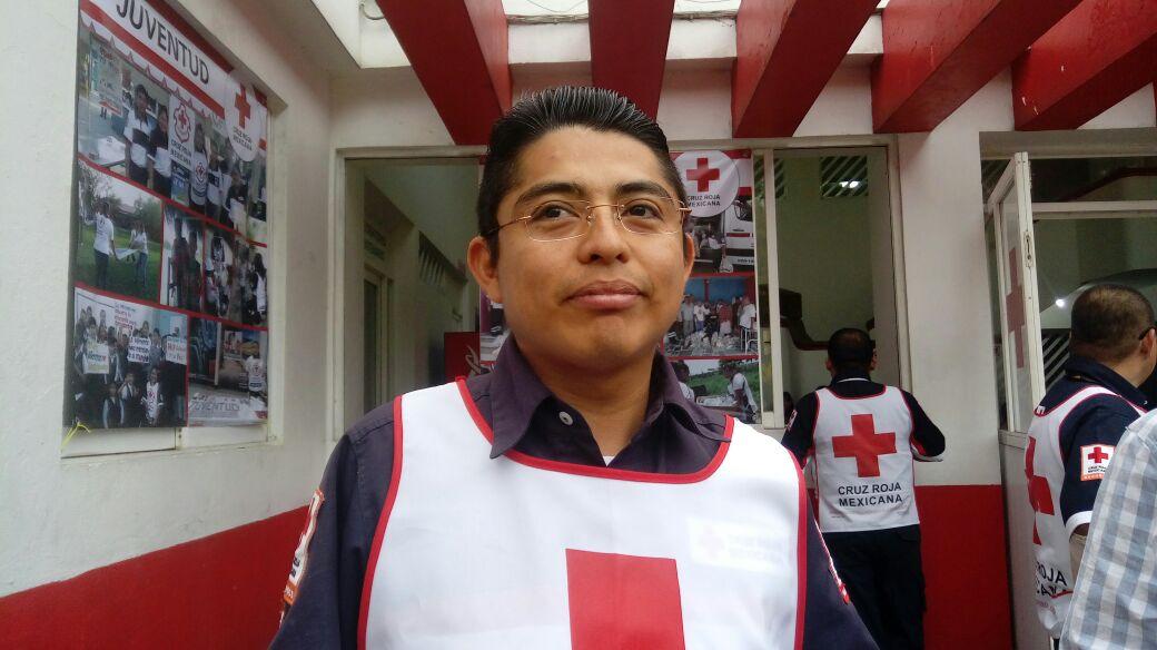 Disminuyen llamadas falsa a Cruz Roja Coatzacoalcos