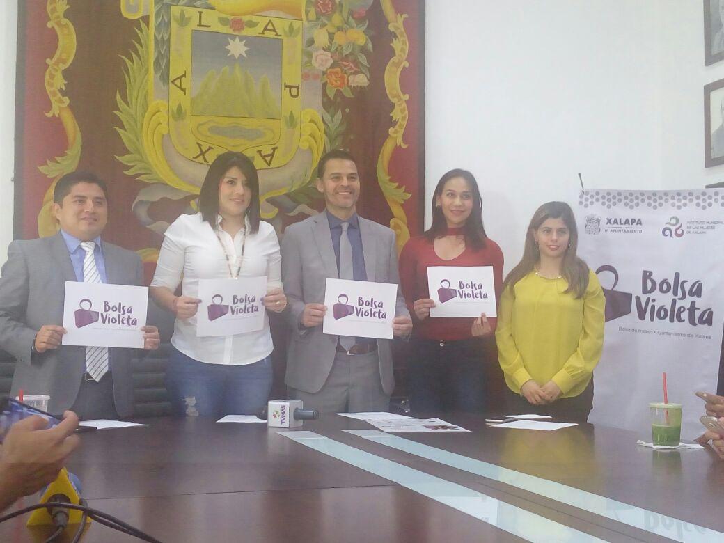 «Bolsa Violeta» programa dirigido a apoyar a las mujeres