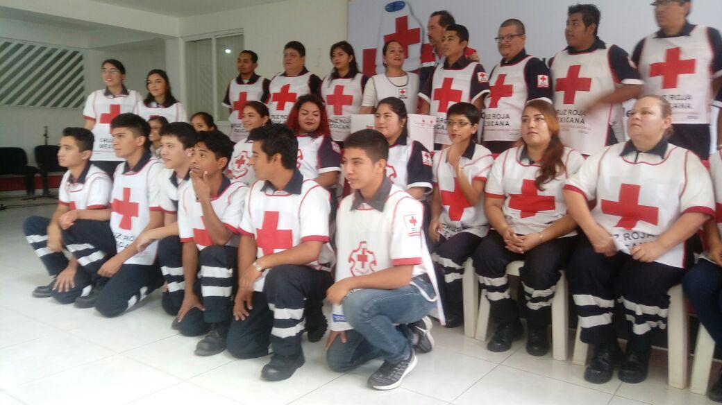 Cruz Roja de Coatzacoalcos busca recaudar un millón 100 mil pesos