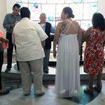Se celebró la primera boda gay del año ante el Registro Civil de la ciudad de Veracruz