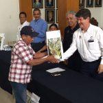 Entregan semillas a cafetaleros de Córdoba para aumentar su productividad