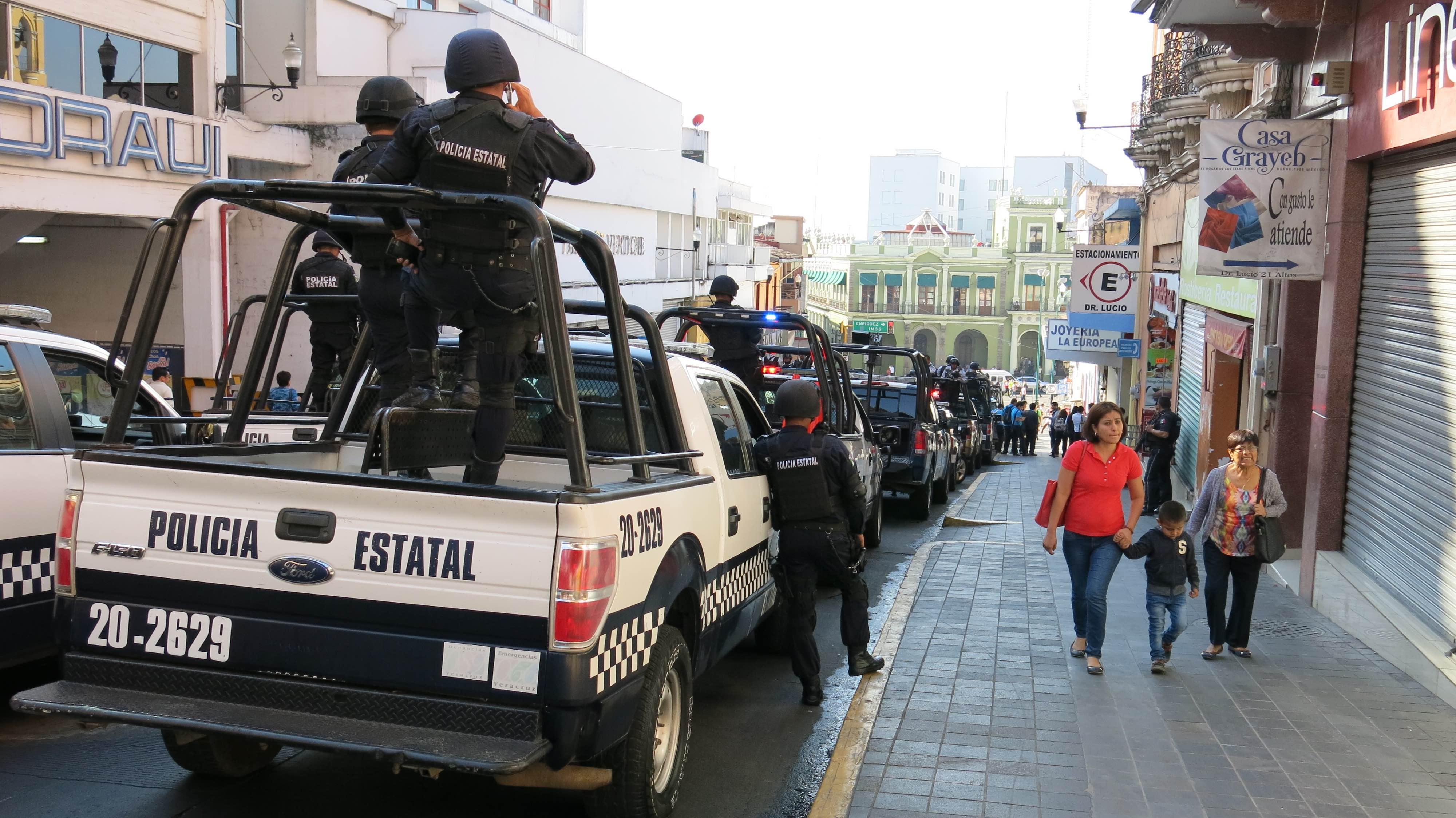 Federación transferirá más de 90 mdp a siete municipios de Veracruz, para reforzar la seguridad