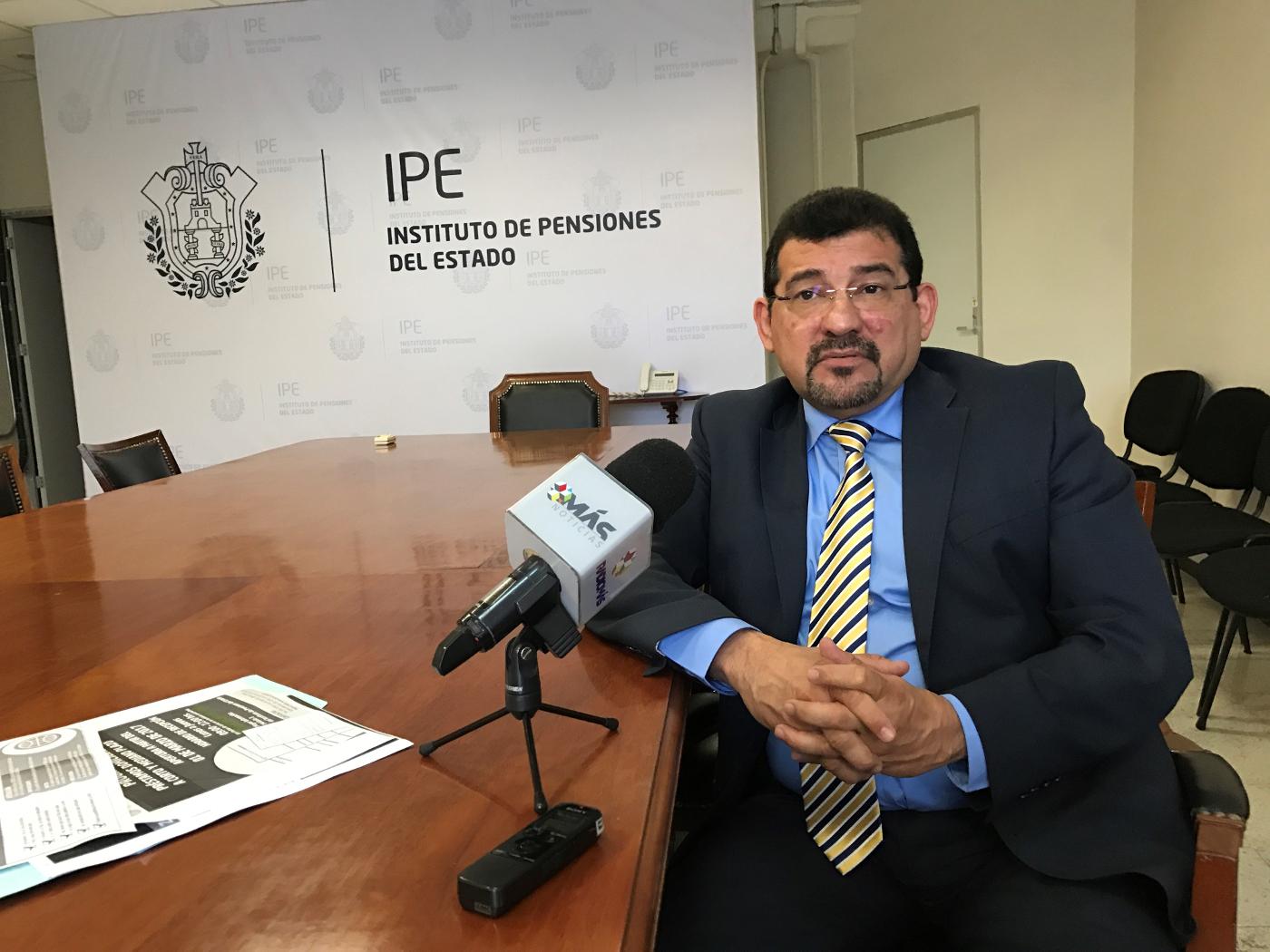 Irregularidades en cuenta pública 2016 del IPE podrían derivar en denuncias: Hilario Barcelata