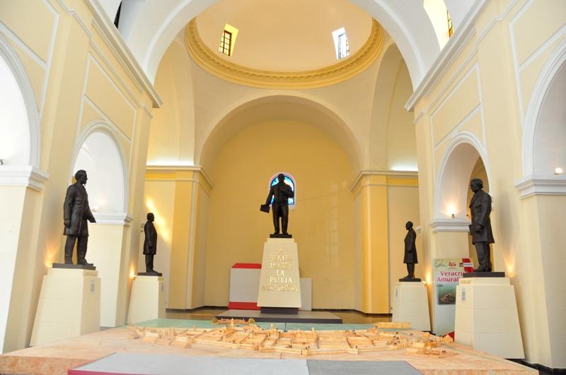 El Museo Naval de Veracruz una excelente opción para visitar este Día Internacional de los Museos