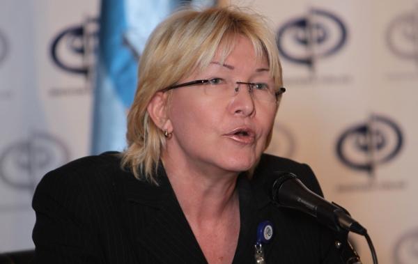Fiscal venezolana acusa ruptura constitucional en su país; EPN dice que México no puede ser indiferente