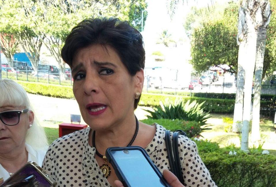 En Veracruz aún está pendiente el respeto a la libertad de expresión: María Elisa Manterola