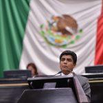 Nicolás de la Cruz oficializa su renuncia al grupo legislativo de Morena, y su inclusión al PRD