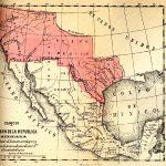 Propone Cárdenas anular el Tratado de Guadalupe Hidalgo, por el cual México cedió la mitad de su territorio a EU
