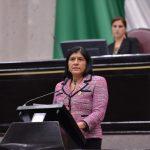 Ratifican a Copete Zapot como coordinadora del PRD en Congreso del Estado