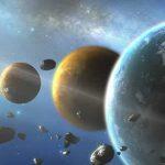 El Telescopio Espacial James Webb estudiará los siete planetas de TRAPPIST-1