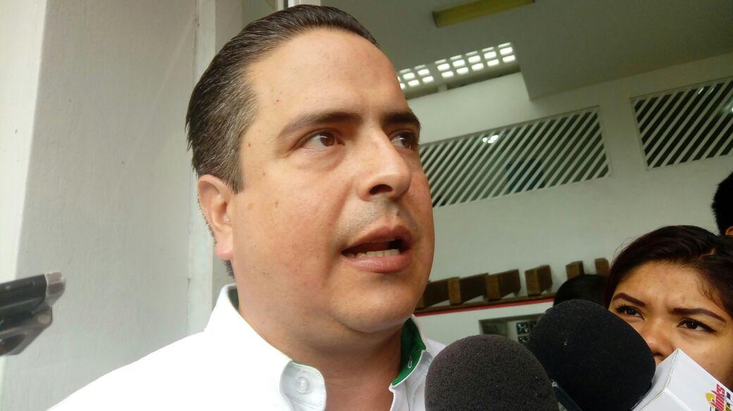 Pide alcalde de Coatzacoalcos acordar mecanismo para mejorar finanzas del estado