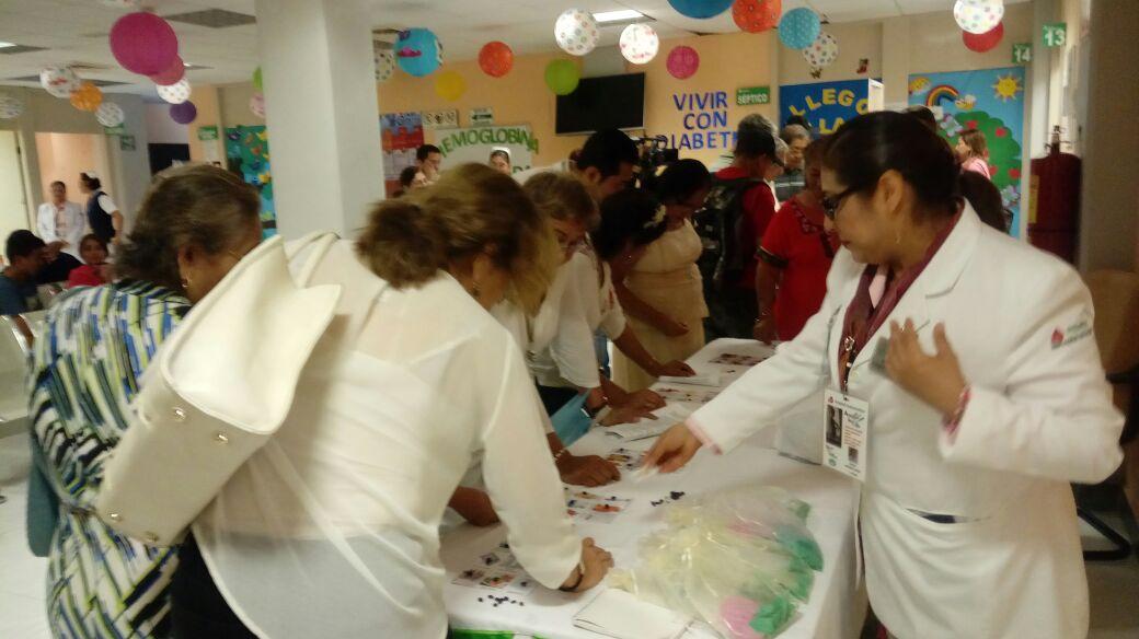 Padece diabetes 10% de los usuarios del Hospital de Pemex en Coatzacoalcos
