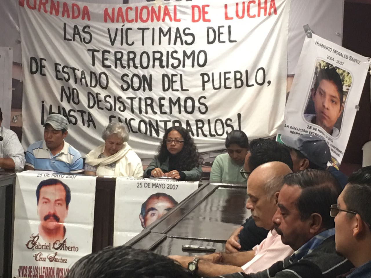El Estado, responsable de desapariciones forzadas: FNLS