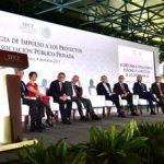Con inversiones público privadas, México se mantiene en la ruta del desarrollo: Meade Kuribreña