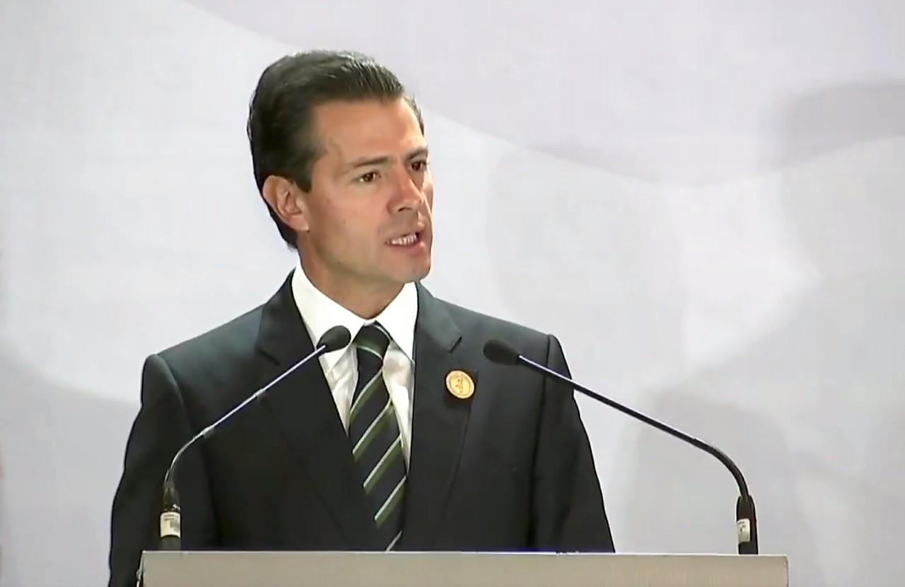 México enfrenta retos importantes para construir una nueva relación con EU: EPN