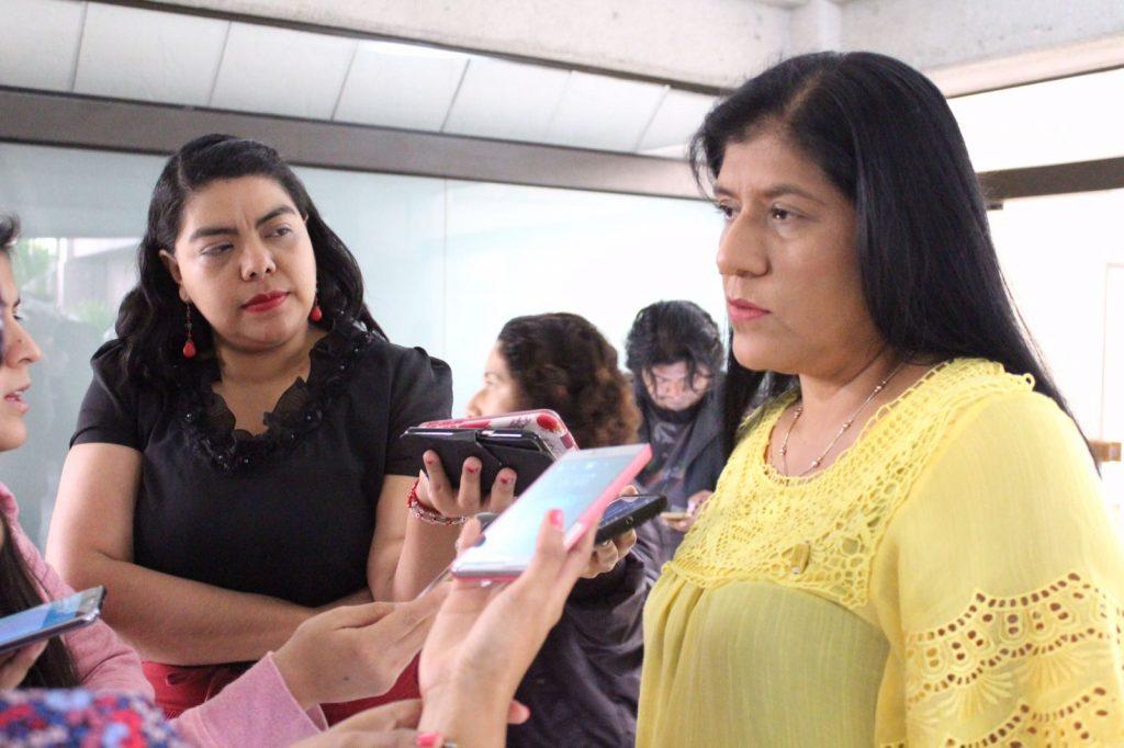 Congreso de Veracruz trabajará en agilizar procedimiento de denuncia de violencia contra la mujer