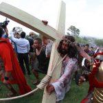 Saldo blanco en viacrucis de Iztapalapa; acuden 850 mil personas