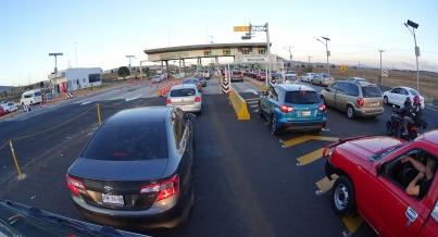 Autopista México-Cuernavaca registra mayor aforo vehicular