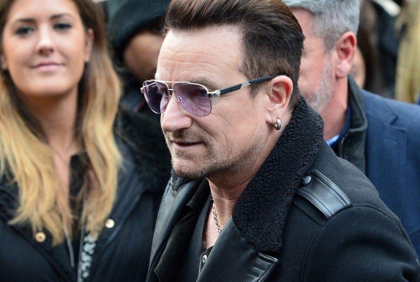 U2 cancela presentación en Berlín luego de que Bono se queda sin voz