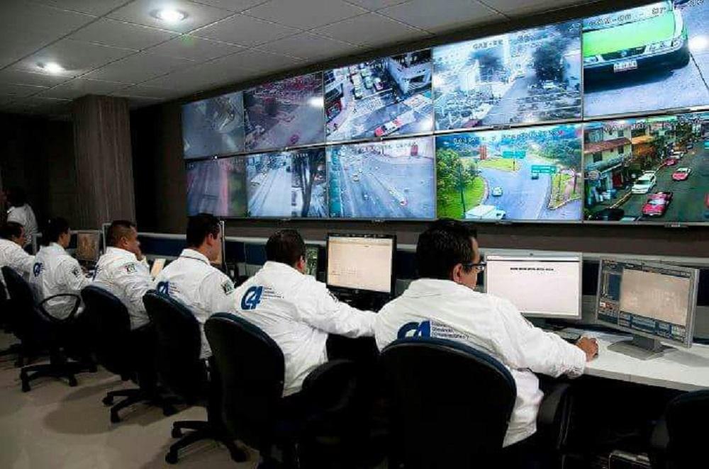 Con bienes incautados se instalaron cámaras de videovigilancia y estaciones de monitoreo