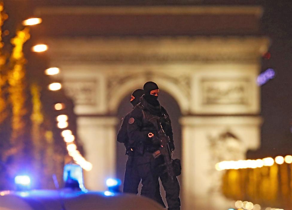 Reivindica el Estado Islámico el tiroteo de este jueves en París