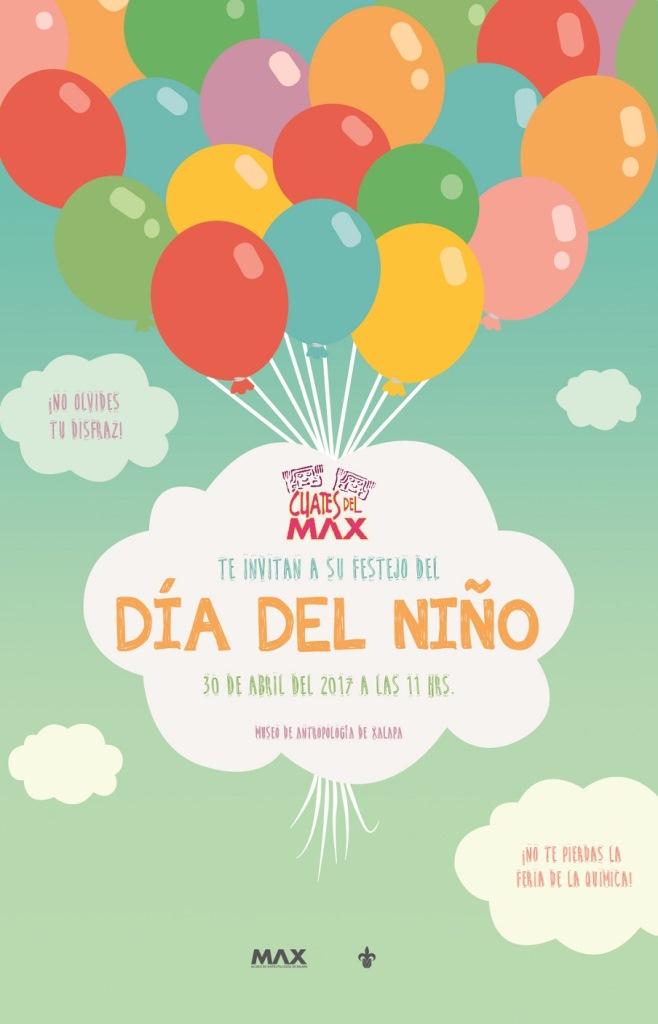 Festejan el Día del Niño en el Museo de Antropología de Xalapa
