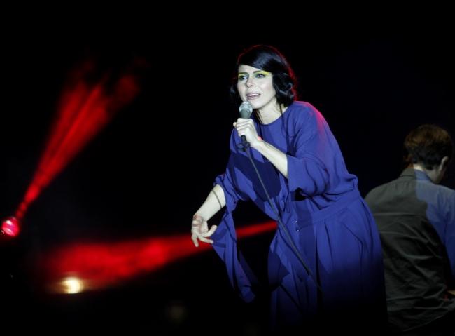 Ely Guerra celebrará 20 años de música en el Teatro de la Ciudad