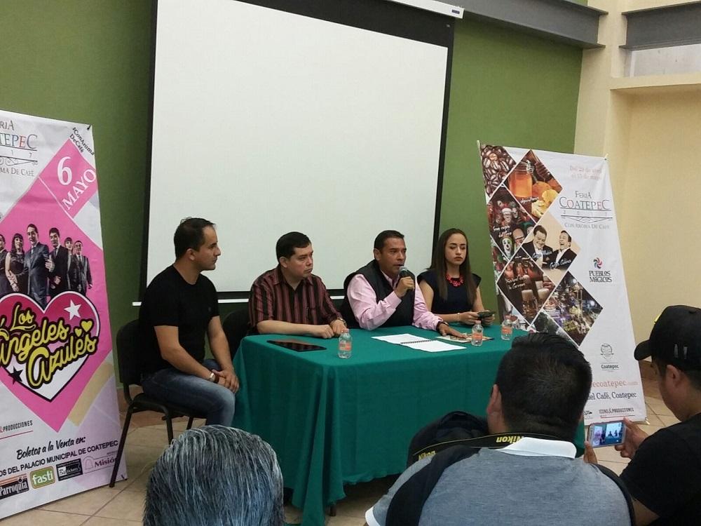 "Este sábado comienza la Feria Coatepec 2017 ""Con aroma de café"""