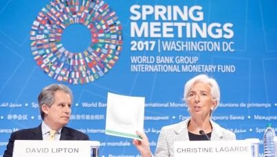 México con fortaleza para mantener línea de crédito flexible: FMI