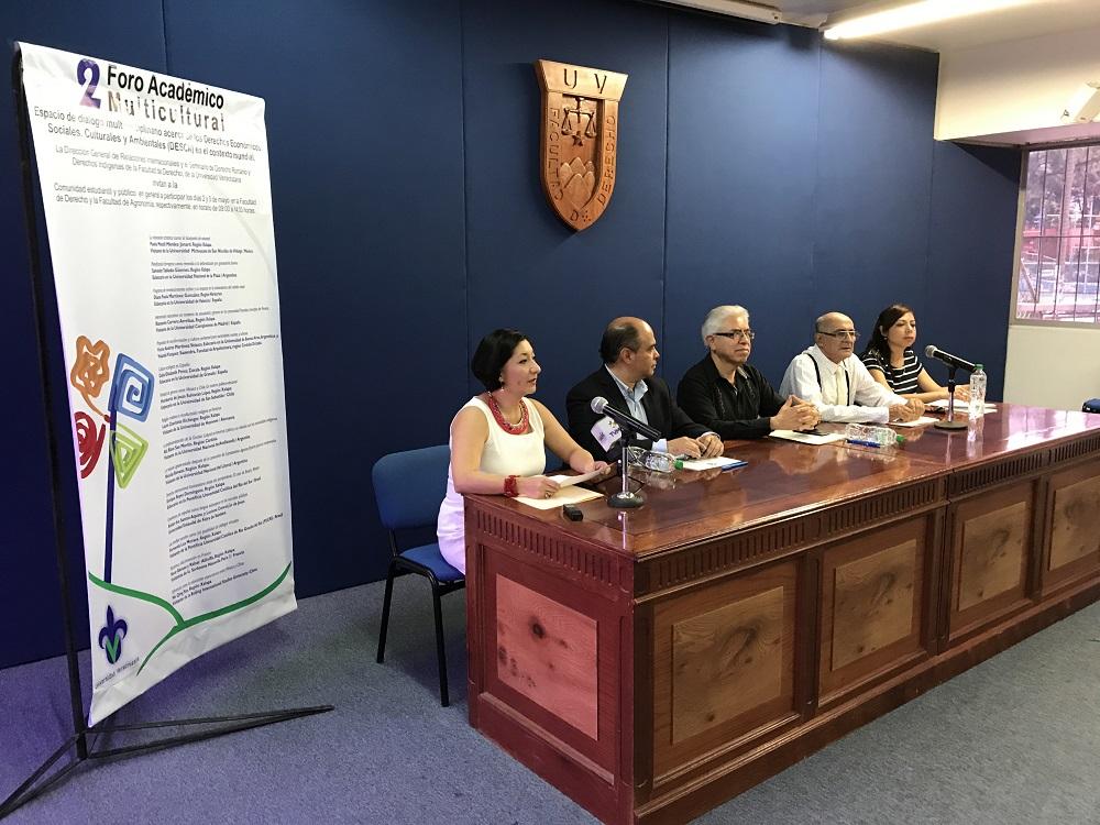 Derecho y Agronomía de la UV realizarán el segundo Foro Académico Multicultural