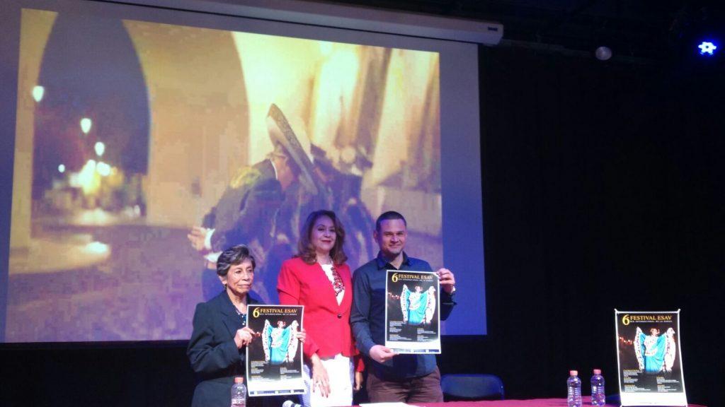 Invitan al Sexto Festival de la Escuela Superior de Artes de Veracruz