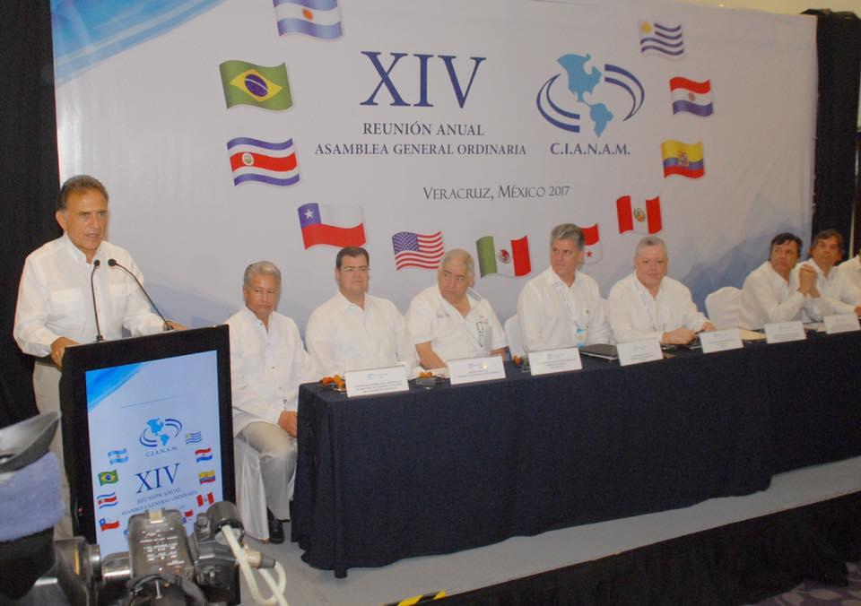 Con el nuevo Puerto de Veracruz se crearán 140 mil empleos: Gobernador Yunes