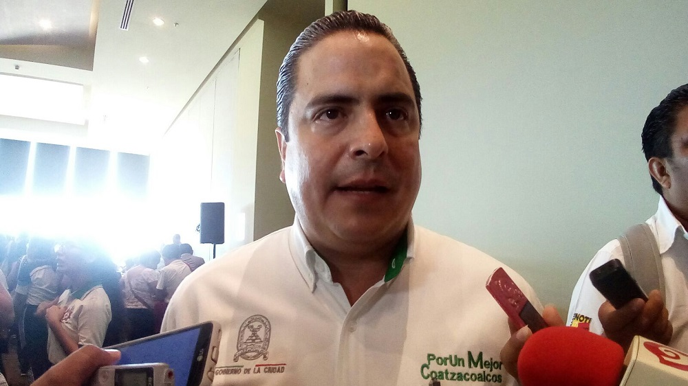Asegura alcalde de Coatzacoalcos que se pagarán daños por túnel sumergido